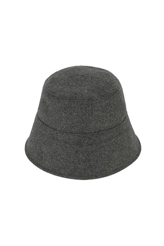 Autumn wool bucket hat 帽子