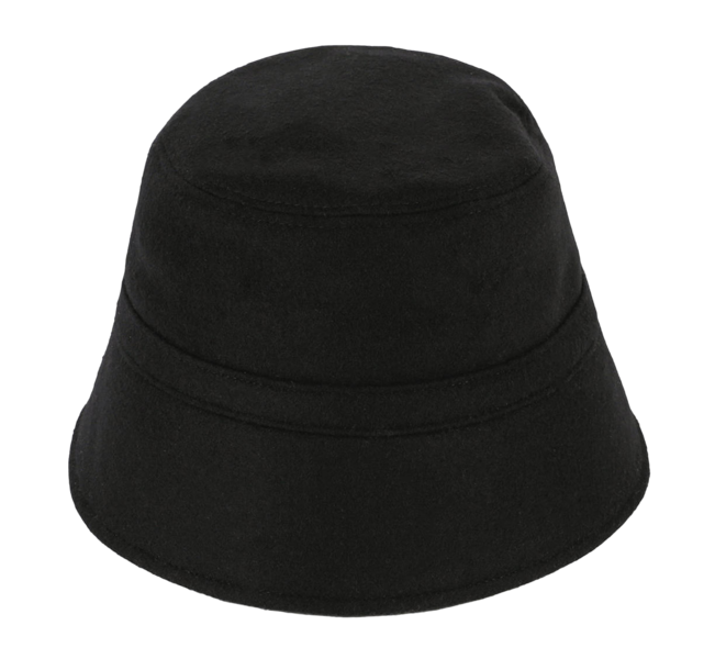 Autumn wool bucket hat