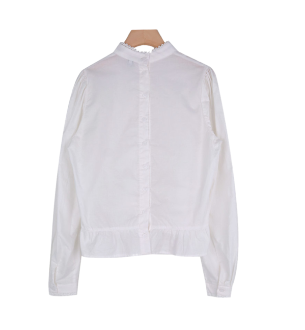 Andy half-neck blouse