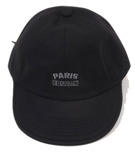 Paris edition embroidered ball cap