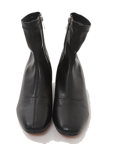 Most Middle Heel Ankle Boots ブーティ