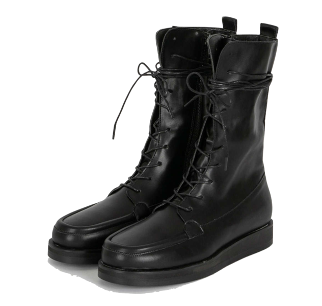 Street lace-up walker boots 靴子