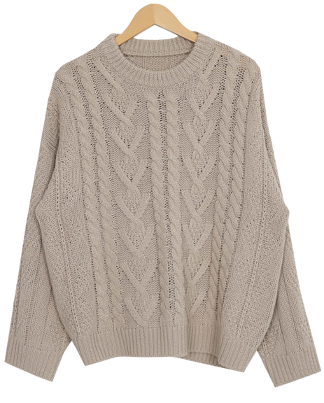 Remall Trill Round Knit