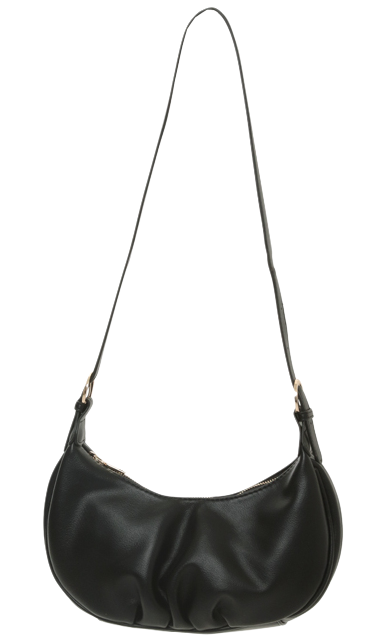 Holic Shirring Hobo Shoulder Bag 肩背包