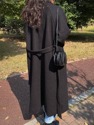 Way color long coat 大衣外套