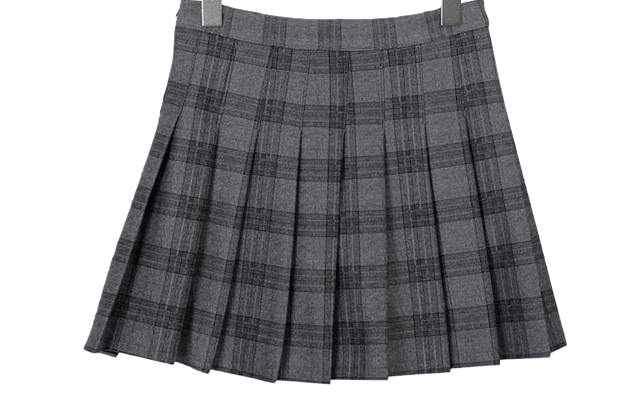 Check juke mini skirt スカート