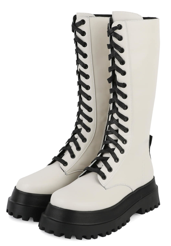 Lawson lace-up walker boots