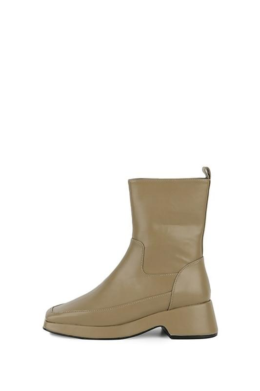 Pesto pump ankle boots