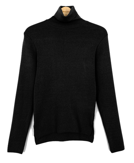 Baby Slim Turtleneck Knitwear-8color
