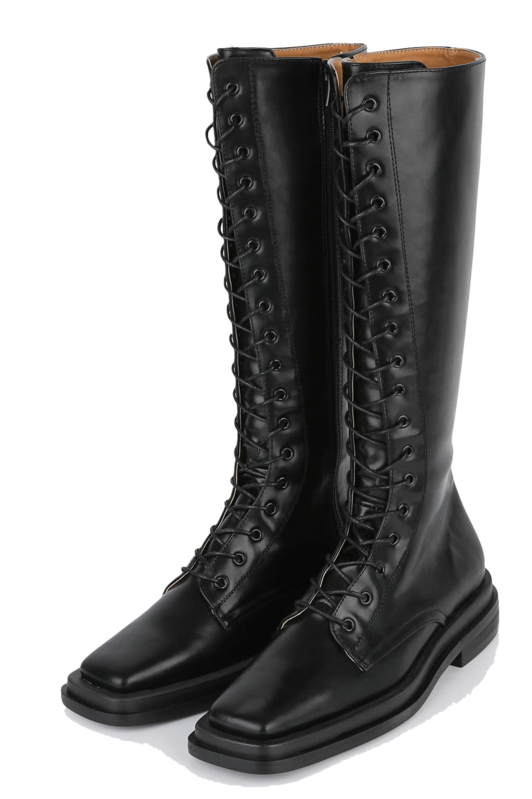 Rio lace-up walker boots