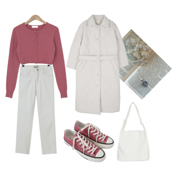 lavenir (silver925) angel heart pendent necklace,AFTERMONDAY basic casual color sneakers (10colors),somedayif 허블 트위스트 스퀘어 숄더 백등을 매치한 코디