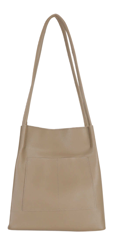 Jet square shoulder bag
