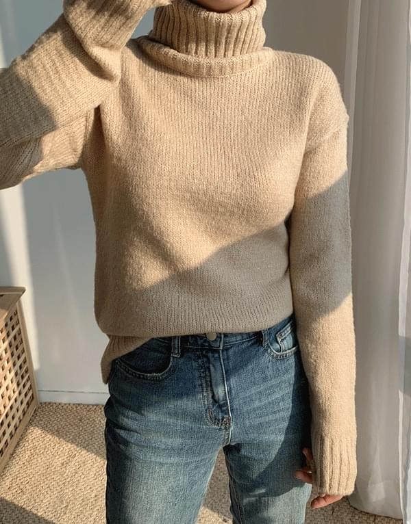 Everyday Polar Knit
