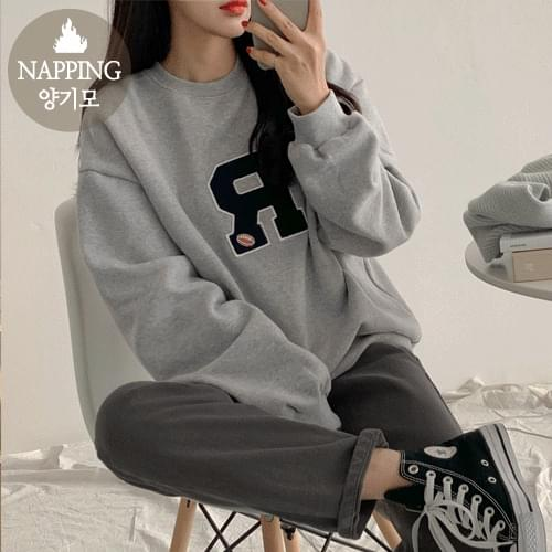 Ueryang raising sweat shirt