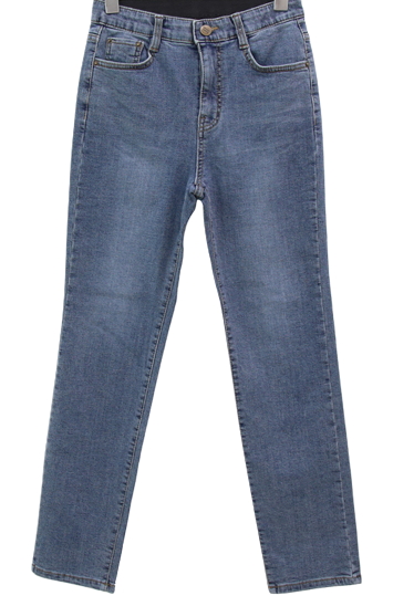 Band Fleece-lined Date Jeans in Episode