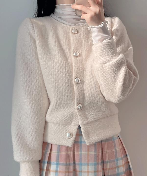 Liyul Pearl Percardigan 2color