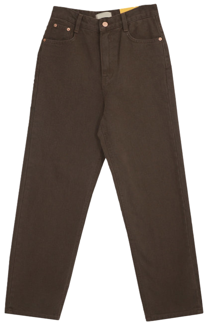 Pore Fleece-lined dying pants