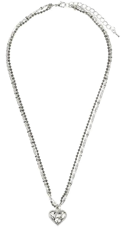 Loving-to-chain necklace