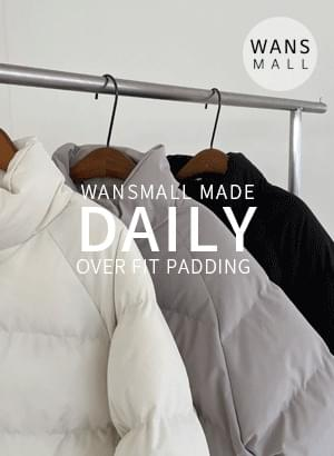 md0002 Daily Overfit Padding-3color