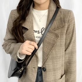 Darling Daily Check Jacket