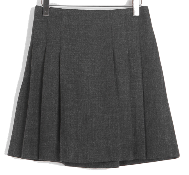 Maryson pleated skirt