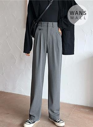 sl0983 tender pintuck slacks