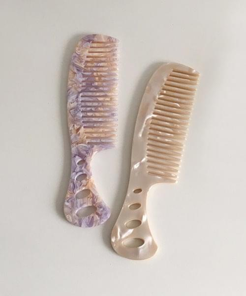 marble comb