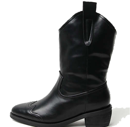Siger Western Middle Boots 5cm