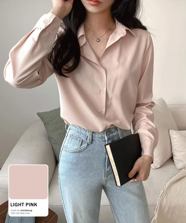 Weekly Basic Shirt Blouse *
