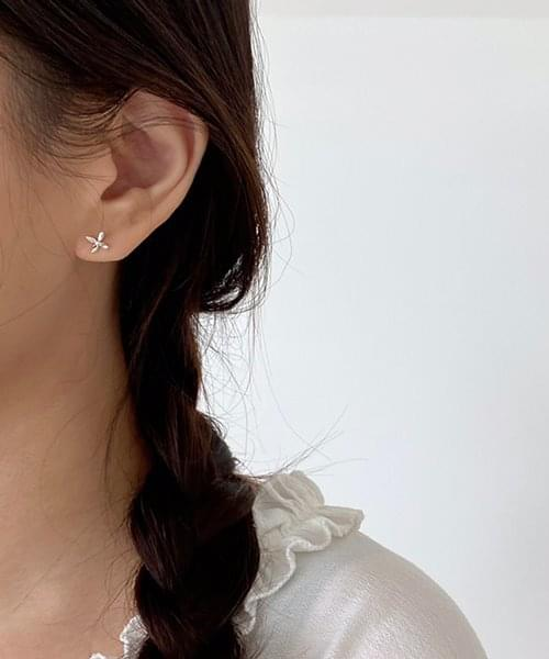 (silver925) vally earring