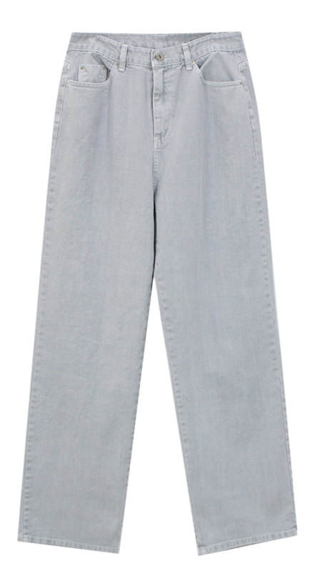 All-day gray jeans