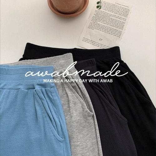 #AWABMADE:_Easy Home Chalang Wide Pants
