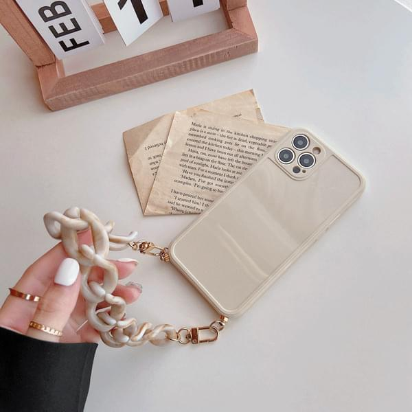Marble chain case