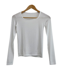 Soft touch, square T-shirt