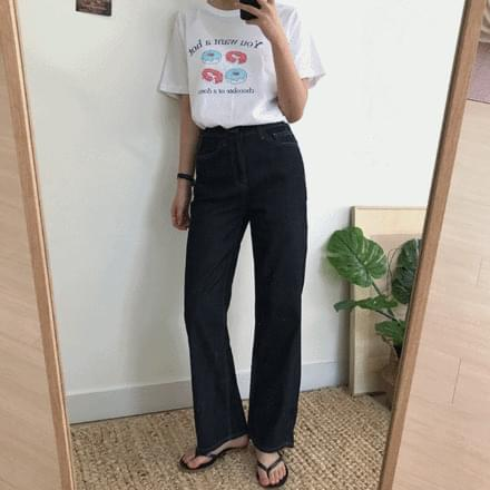 Summer Raw Date Wide Pants