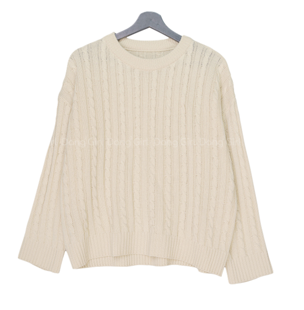 Big Size 55-99 Churros Loose-fit Fit Knitwear