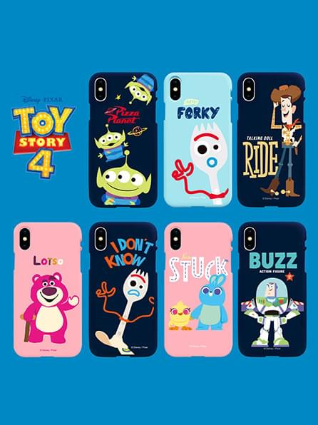 Toy Story 4 Color Jelly Case