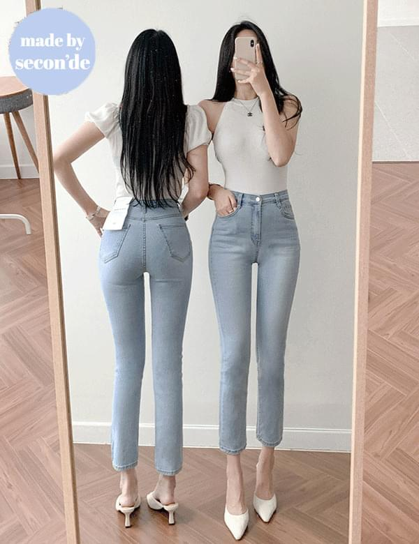 *Same-day shipping* Daily wear summer Light Blue pants