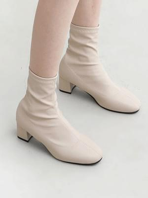 Square nose round nose Socks boots 9070&9090