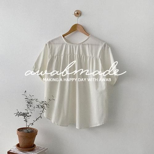 #AWABMADE:_Laurent Two Way Blouse