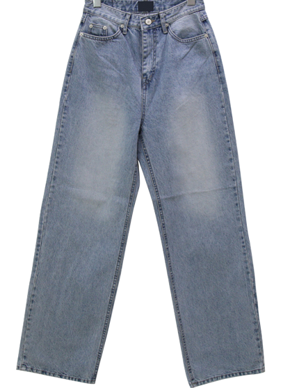 Diva relaxed fit wide jeans