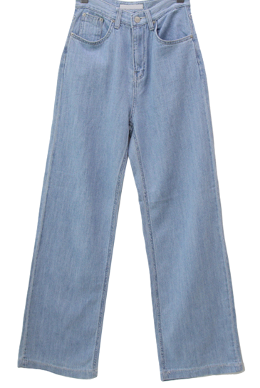 Together High Waist Wide Jeans