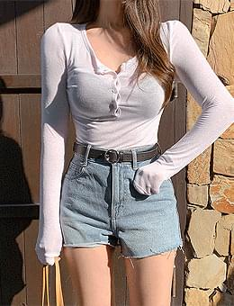 Water Park Festival See-Through Tight Button T-shirt with over 1,000 tickets