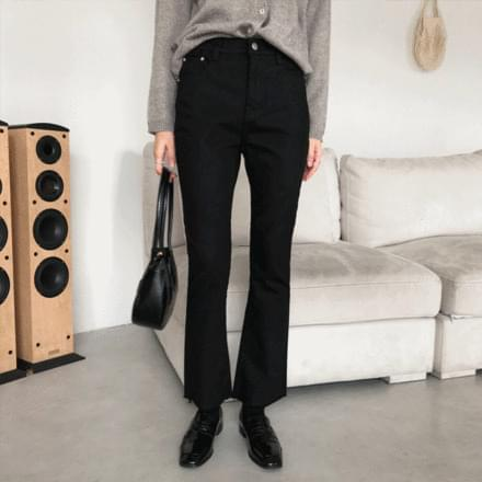 Sunny cotton Flared trousers