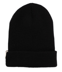 Patch point beanie