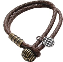 Antique twist bracelet (3color)