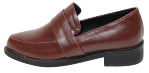 Classic pointed loafer