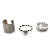 Daily pic ring (3set)