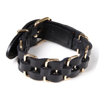 Leather Chain - Bracelet