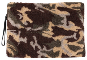 Camouflage dumble clutch (2color)